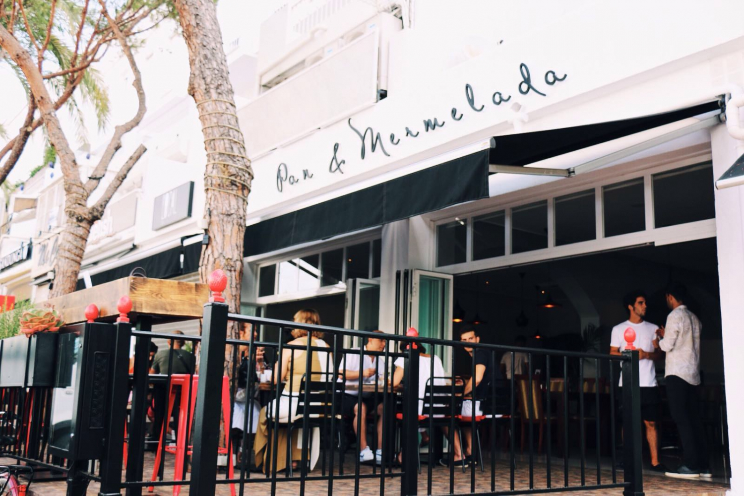 Best tea and biscuits spots in Marbella