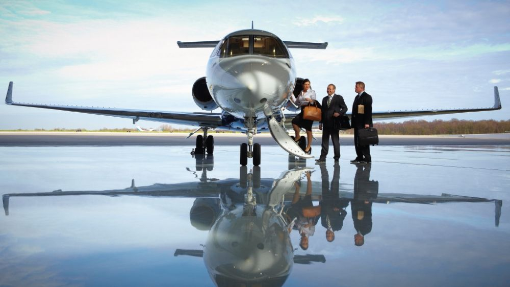 Private Jet Charter Marbella in Marbella | My Guide Marbella