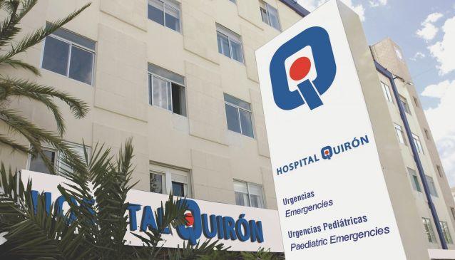 Quiron Hospital Marbella