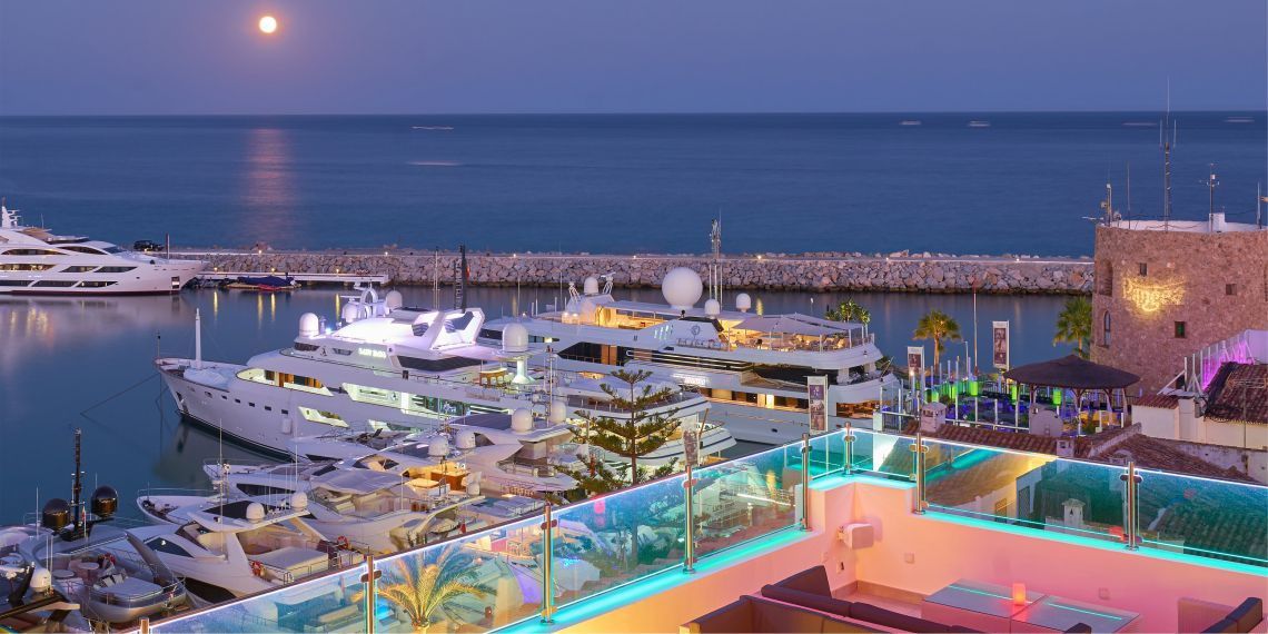 Best Marbella spots to watch the sun go down