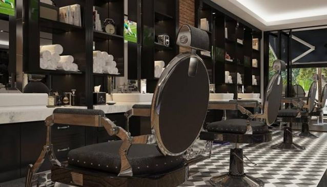 Raw Interiors Marbella : The barber club marbella in marbella my guide marbella