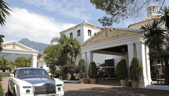 The Marbella Club Hotel