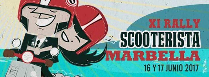 11 Rally Scooterista Marbella!