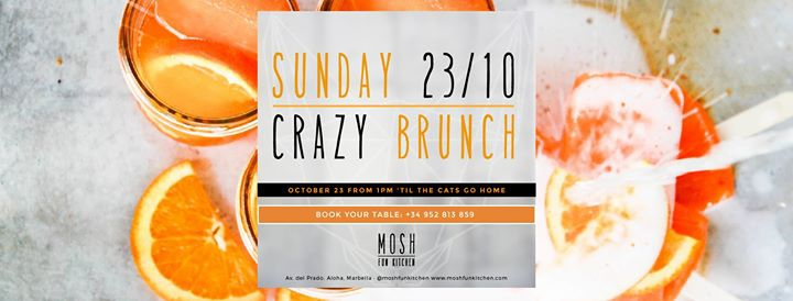 1ST Sunday CRAZY Brunch