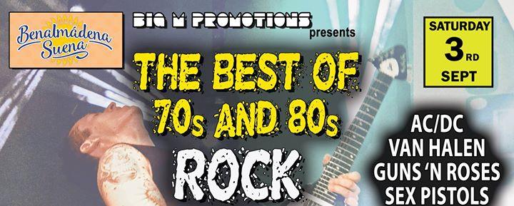70s & 80s Rock Concert