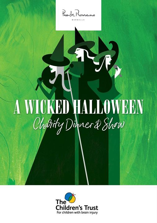 A Wicked Halloween Charity Dinner