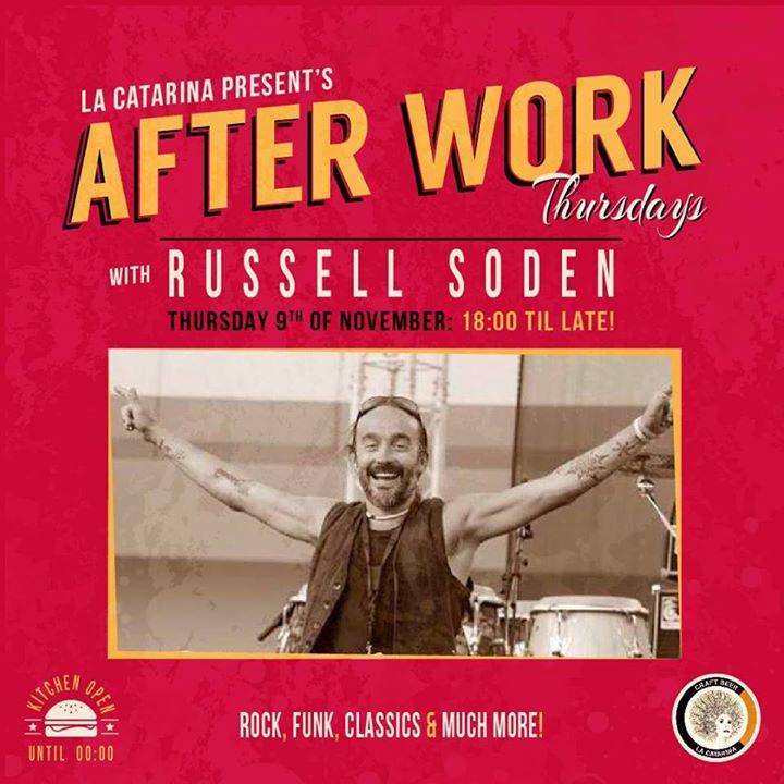 After Work Thursdays: Russell Soden