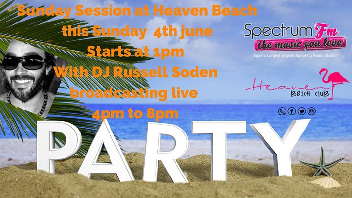 All Day Heaven Beach Party