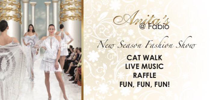 Anita's New Season Fashion Show