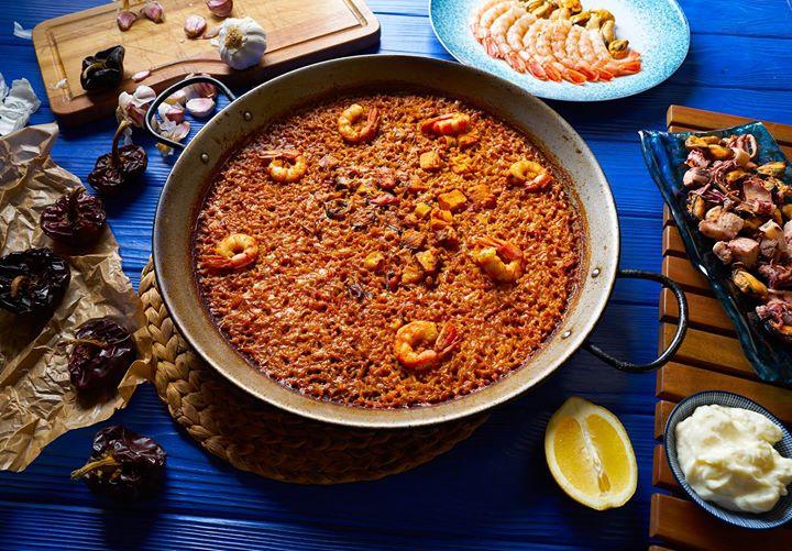 Arroces Tradicionales - Traditional Spanish Rice Workshop