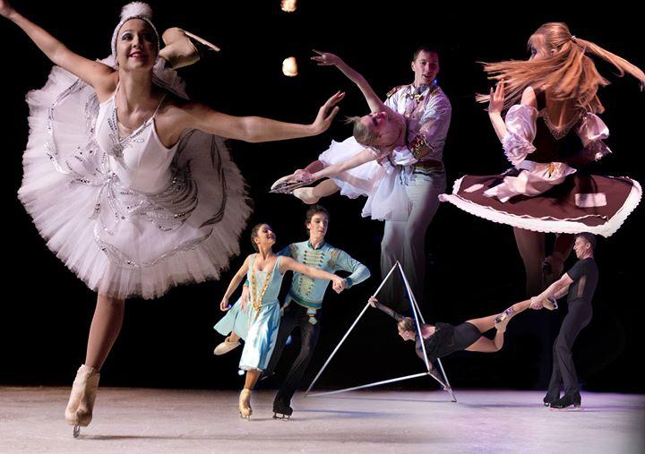Ballet de Moscú Sobre Hielo