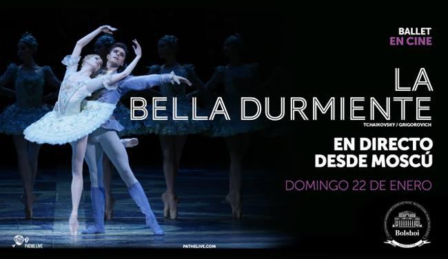 Ballet 'La Bella Durmiente' en directo desde Moscú
