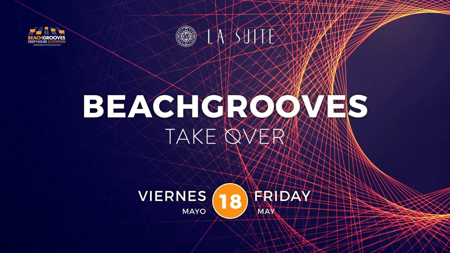 Beachgrooves Takeover - La Suite