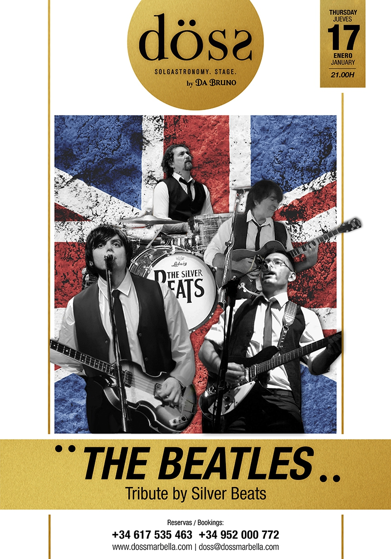 Beatles tribute at Doss