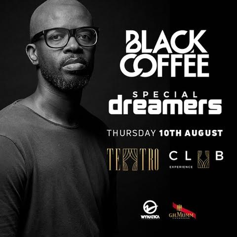 Black Coffee at Teatro Marbella