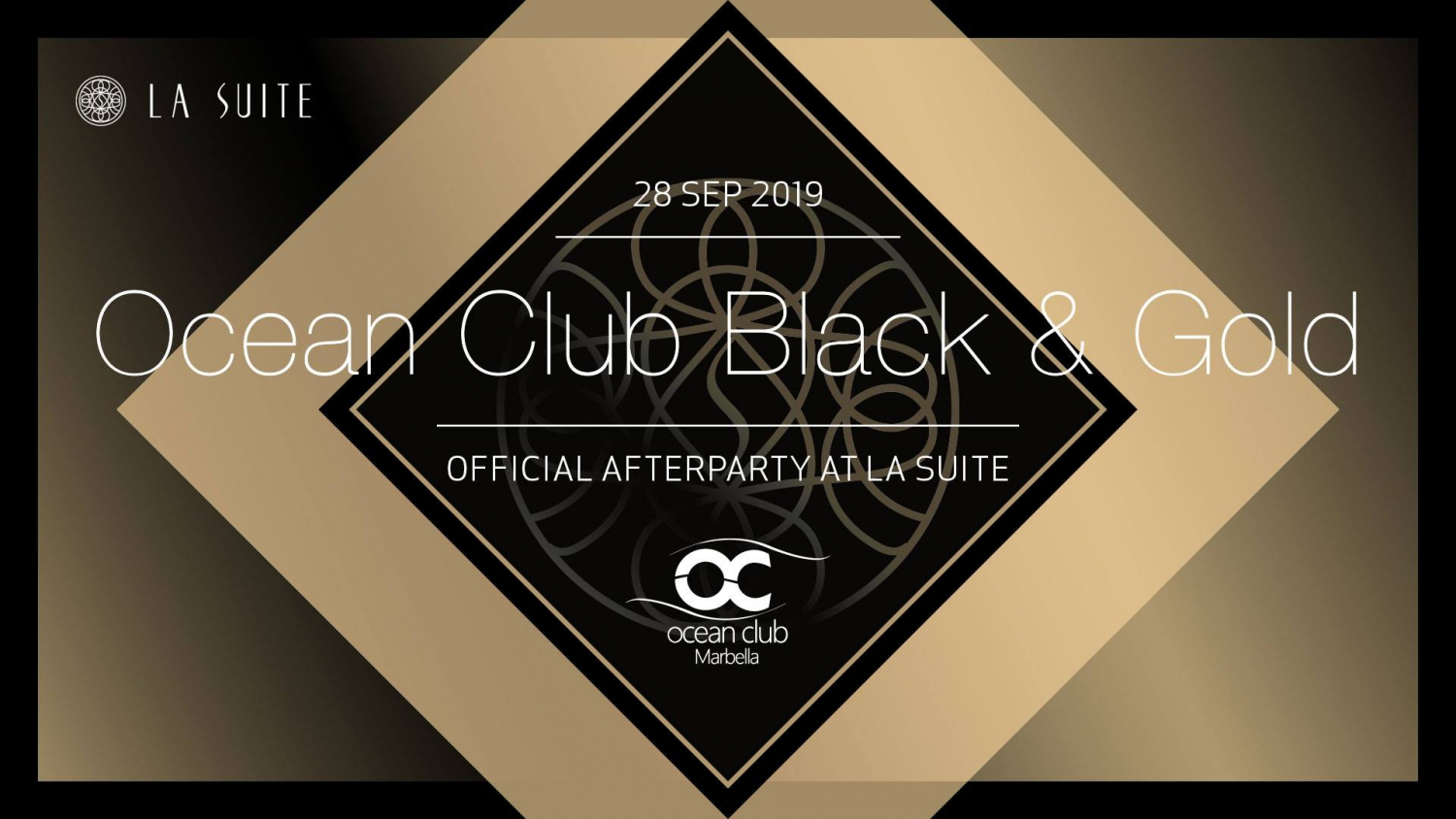 Black & Gold Official After Party @ La Suite