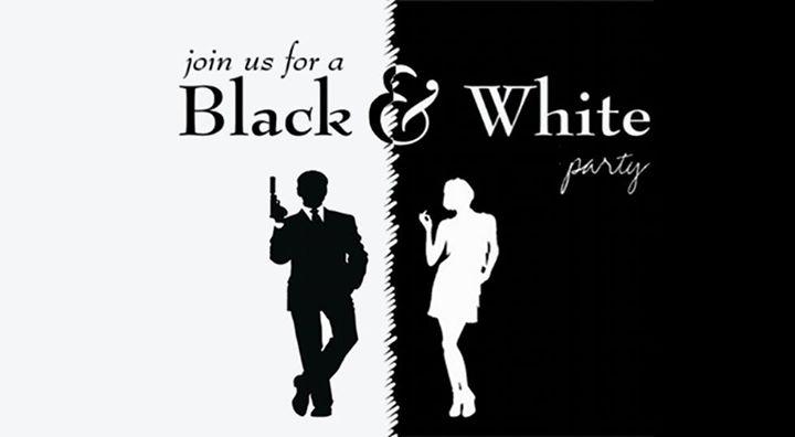 Black & White Party with DJ UUW
