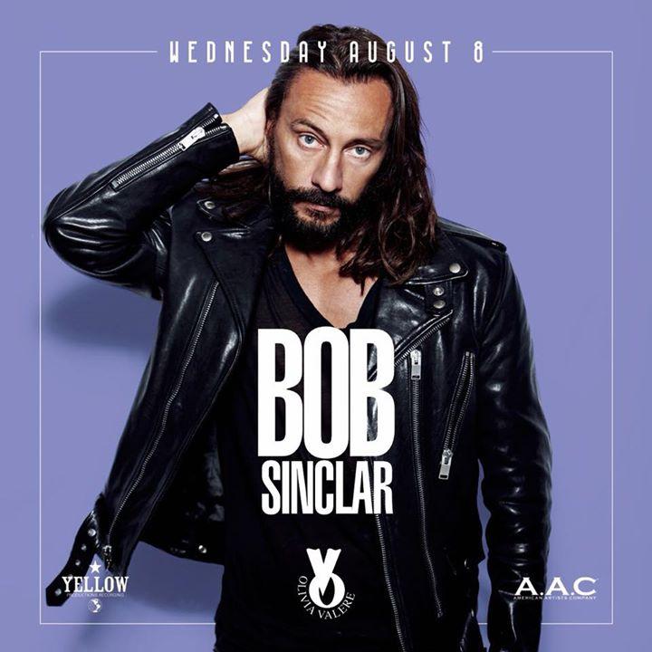BOB SINCLAR • August 8