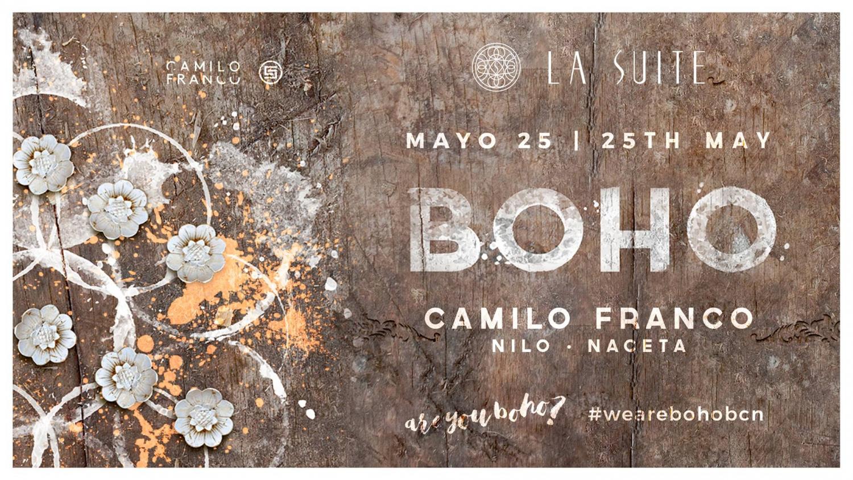 Boho Experience - La Suite 2018