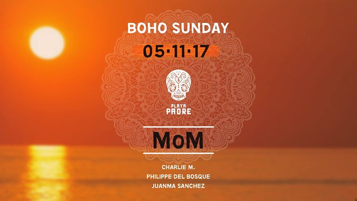 BOHO Sunday · MoM