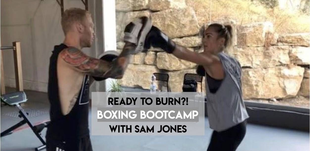 Boxing Bootcamp with Sam Jones