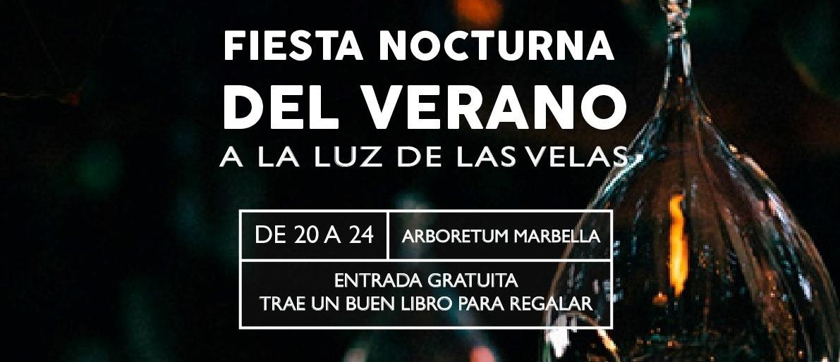Candlelit Summer Fair at Arboretum Marbella