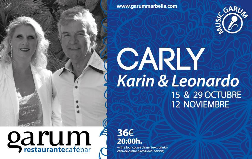 Carly at Garum