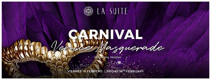 Carnival Venice Masquerade