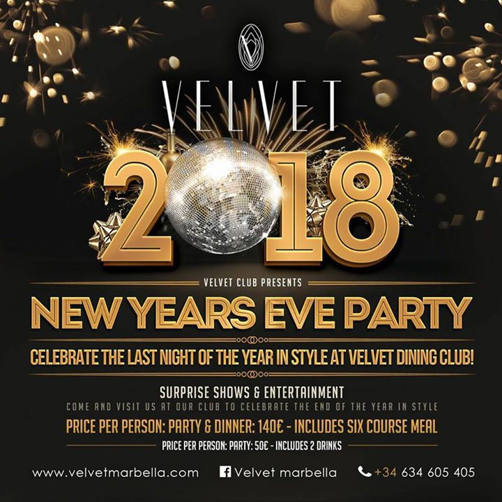 Celebrate New Year in Style • Luxury Food & Club Experience