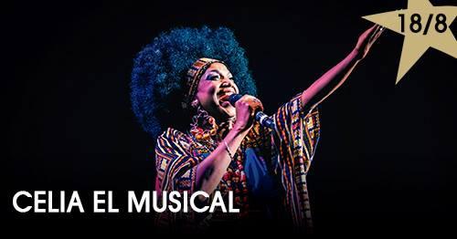Celia Cruz The Musical