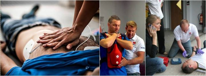 Certified First Aid, CPR & AED Course   Malaga