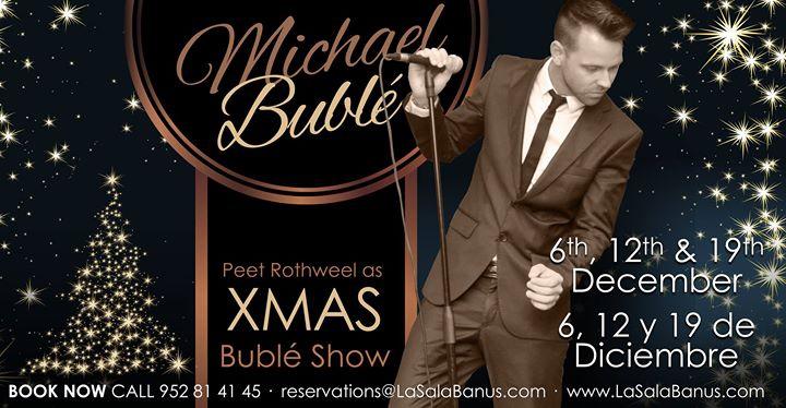 Christmas Bublé Show