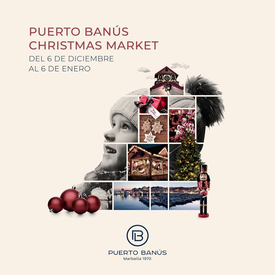 Christmas Market in Puerto Banus