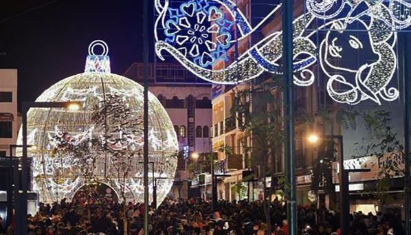 Christmas Village Opens San Pedro My Guide Marbella