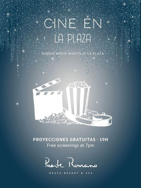 Cinema Sundays in La Plaza