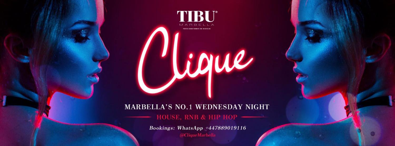 Clique every Wednesday