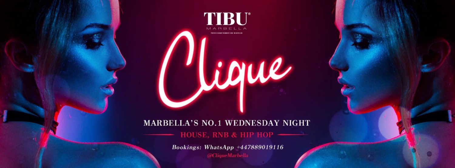 Clique every Wednesday
