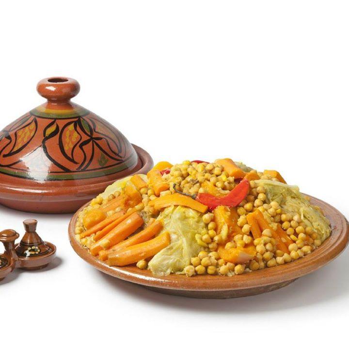 Cocina Marroquí / Moroccan Cooking : Cous Cous