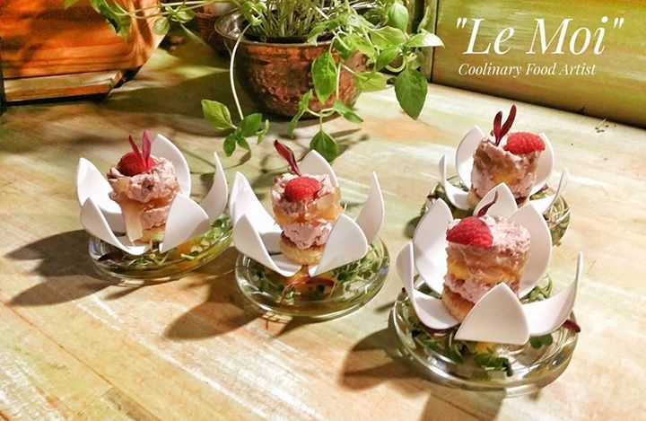 Degustation Event Week by 'Le Moi' Coolinary Food Artist