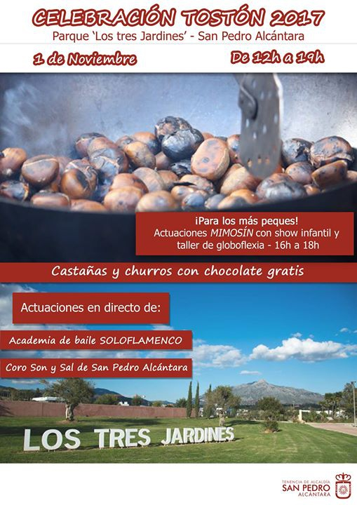 Día del Tostón en San Pedro Alcántara