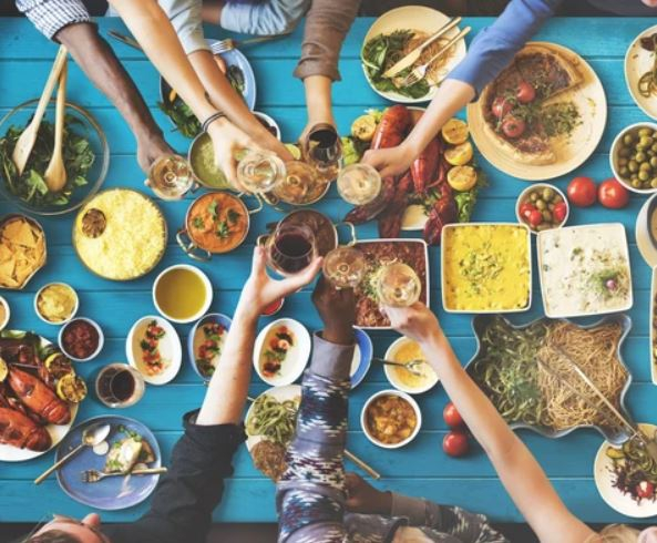 Dinner Club @ Food Room
