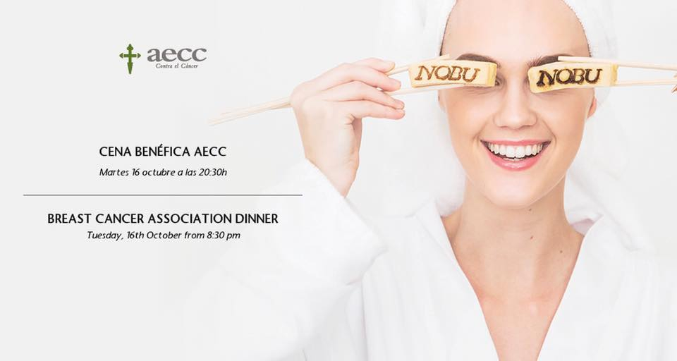 Dinner in aid of Breast Cancer Association