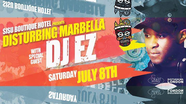Disturbing Marbella