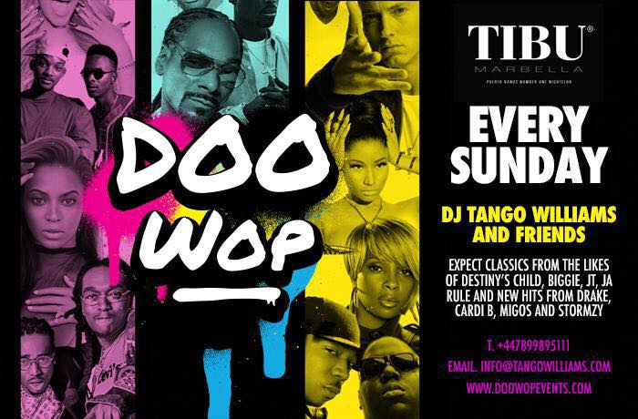 Doo Wop at TIbu