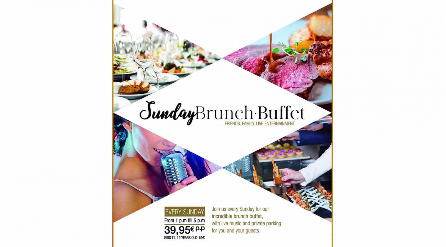 Doss Sunday Brunch