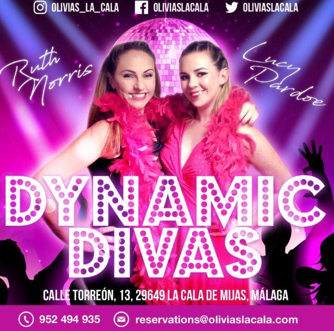 Dynamic Divas @ Olivias La Cala