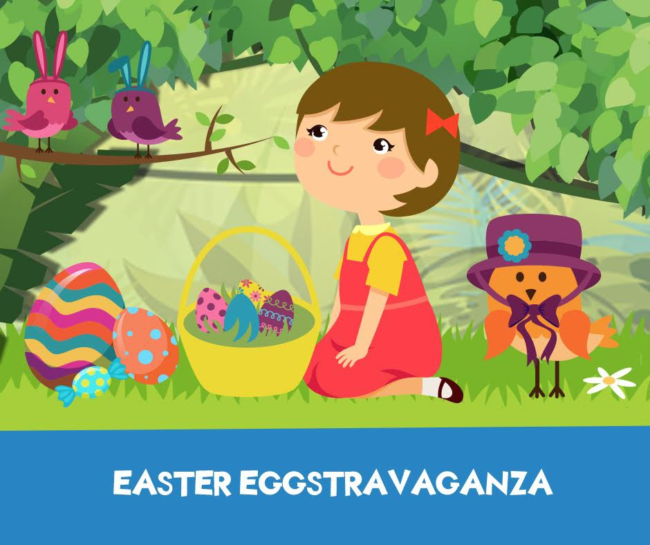 Easter Eggstravaganza at Mundo Mania