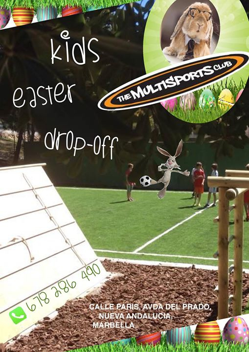 Easter sports & fun for kids