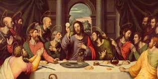 Easter Week Jueves Santo