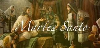 Easter Week Martes Santo